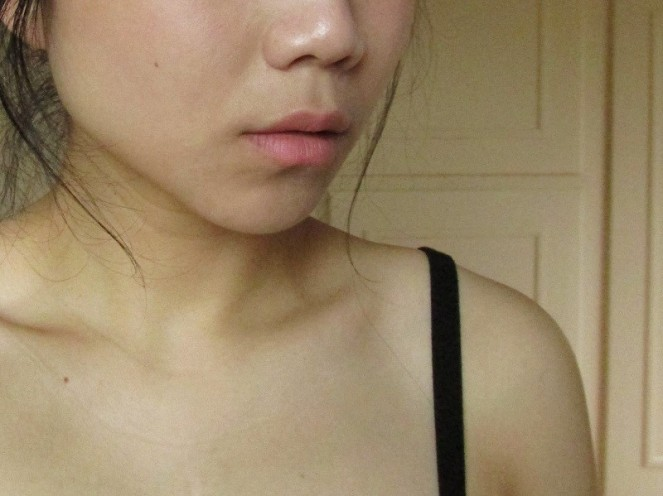 Review Etos Colour Care Lipstick 008 Sensual Nude (3)