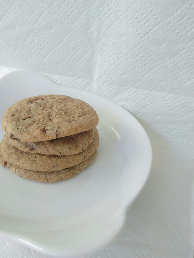 Soft & Chewy Gluten Free Chocolate Chip Cookie (1)