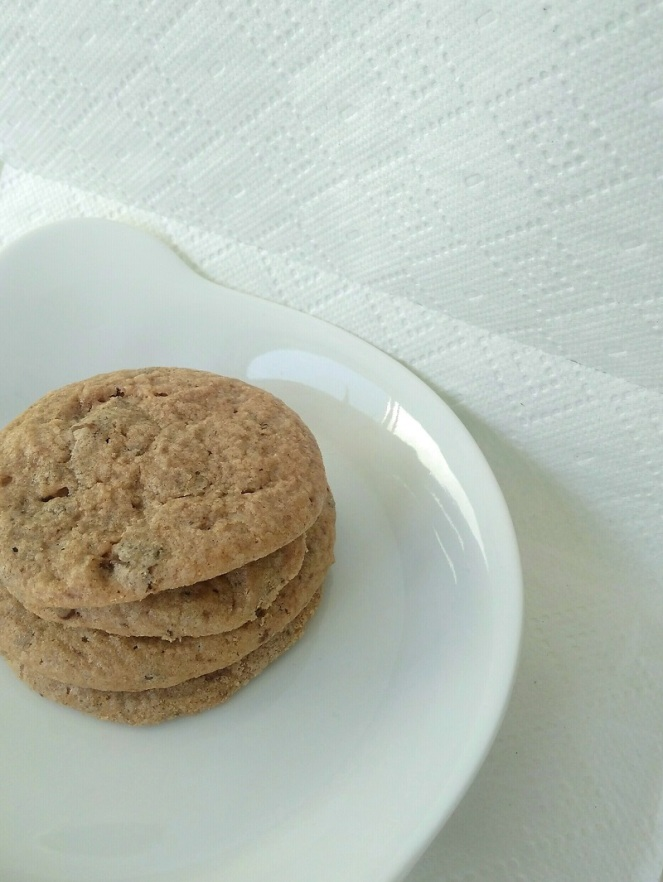Soft & Chewy Gluten Free Chocolate Chip Cookie (3)