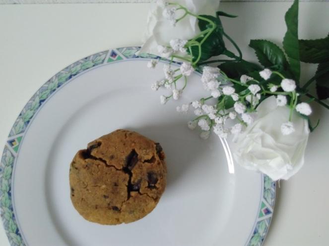 Vegan Erdnuss cookies (1)