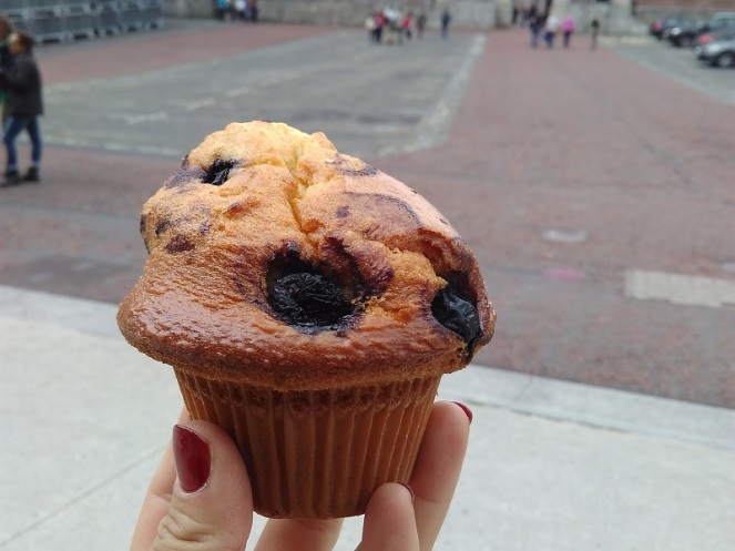 Blueberry Muffin Insomnia