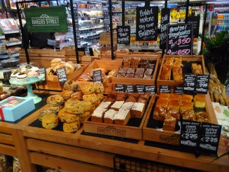Food in Ireland Bakers Street