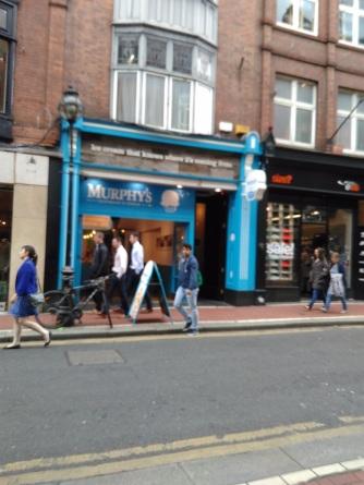 Food in Ireland Murphy's