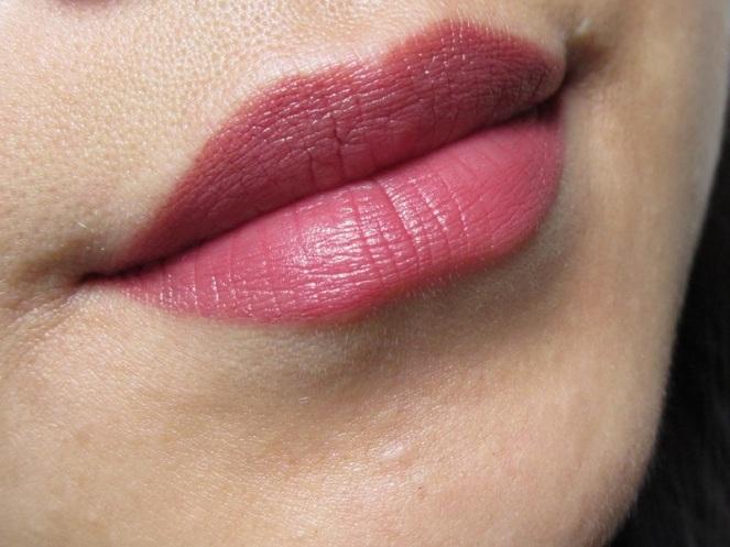 KIKO Smooth Temptation Lipstick 06 Rosewood