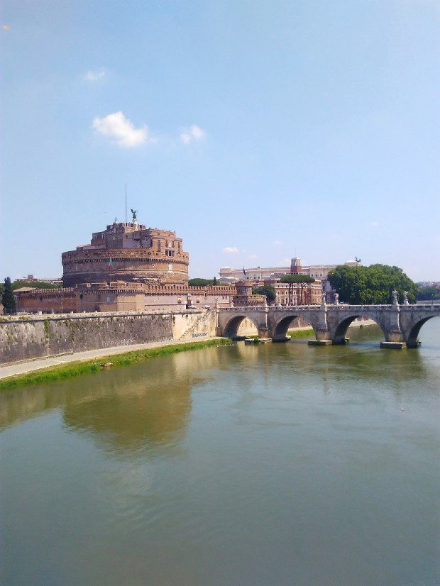 Personal Citytrip Italy – Rome Castel Saint Angelo