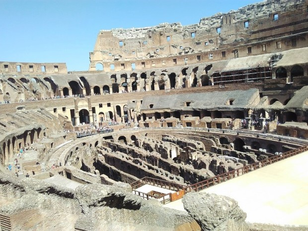 Personal Citytrip Italy – Rome Colloseum (2)