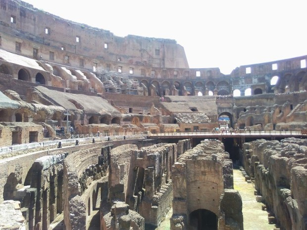 Personal Citytrip Italy – Rome Colloseum (3)