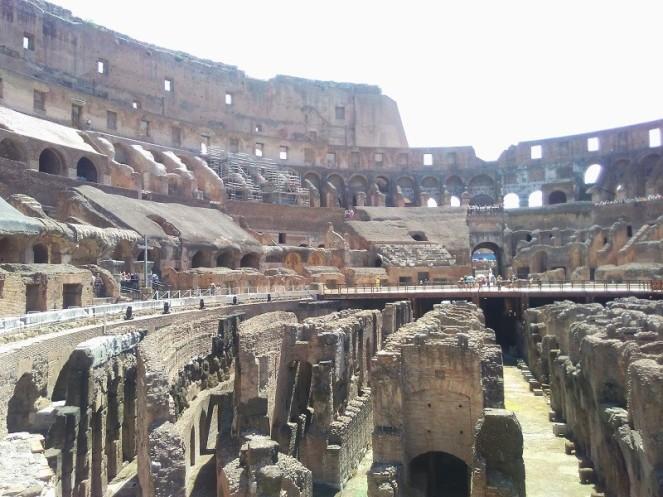 Personal Citytrip Italy – Rome Colloseum (3)