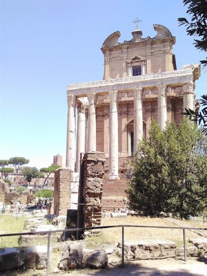 Personal Citytrip Italy – Rome Fora Romano (1)