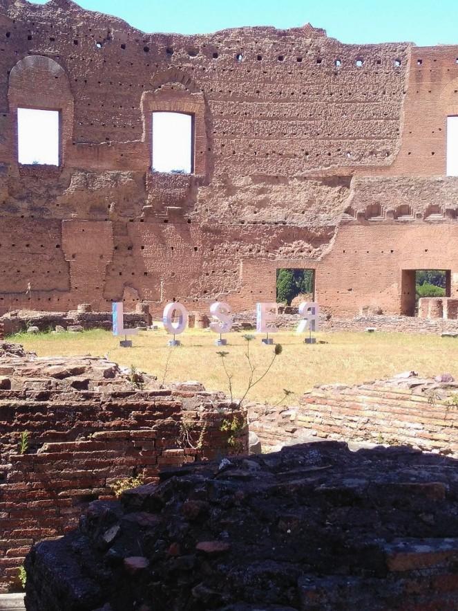 Personal Citytrip Italy – Rome Fora Romano (3)
