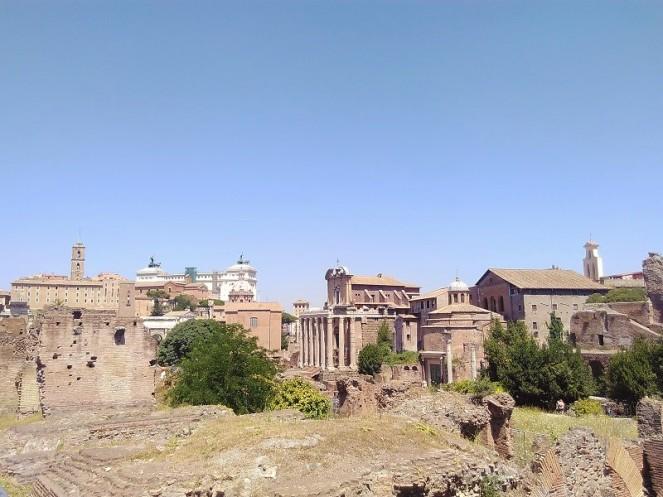 Personal Citytrip Italy – Rome Fora Romano (4)