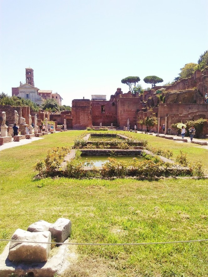 Personal Citytrip Italy – Rome Fora Romano (5)