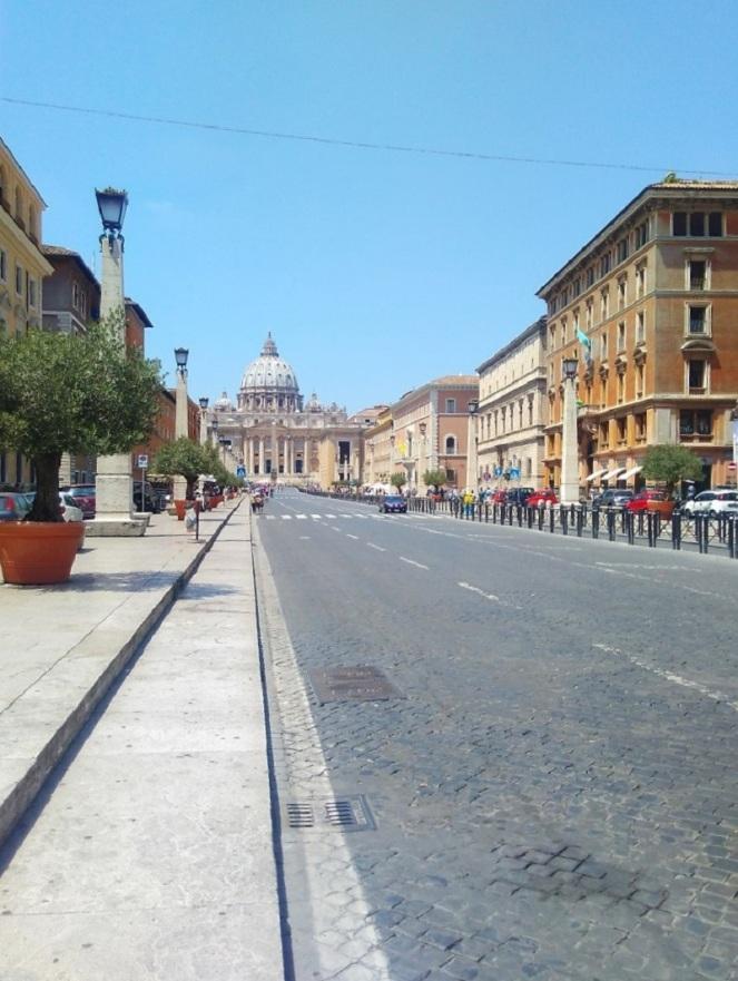 Personal Citytrip Italy – Rome Vatican City (2)