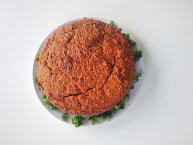 Vegan Carrot Cake (1)