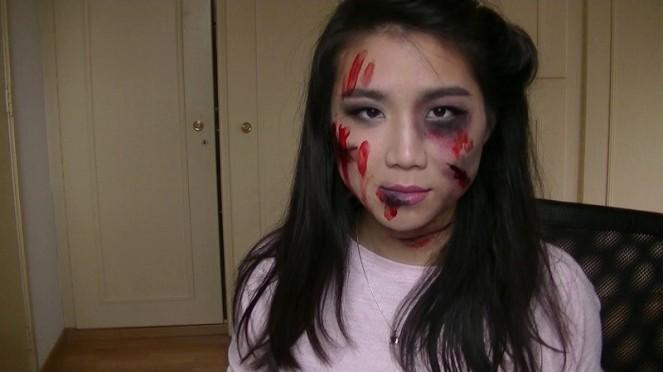 last-minute-halloween-makeup-zombie-girl-3