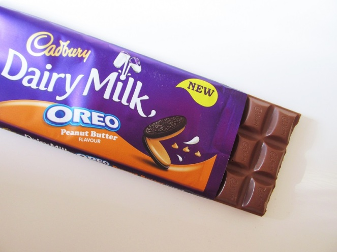 Cadburry Dairy Milk Oreo Peanut Butter (3)