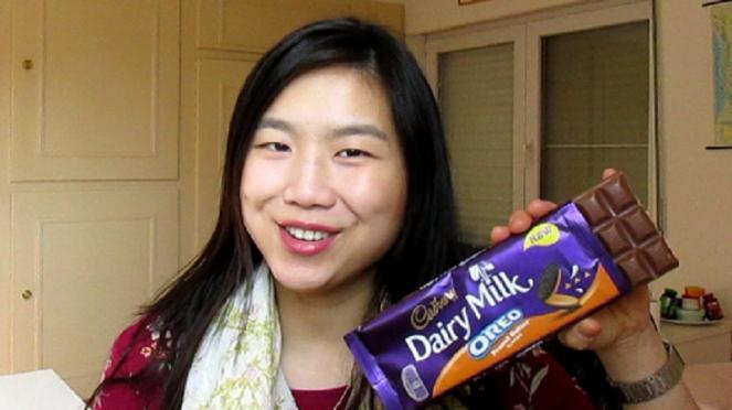 Smaaktest Cadburry Oreo Peanut Butter (1)