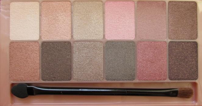 Makeup Revolution Ultra Eyeshadows (4)