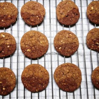 VeganHazelnutcookies