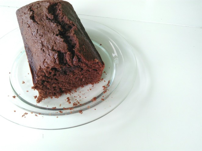 Chocolate Coconut cake1