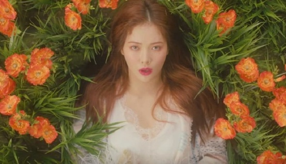 HyunA(현아) '베베 (BABE)' Inspired Tutorial (1)