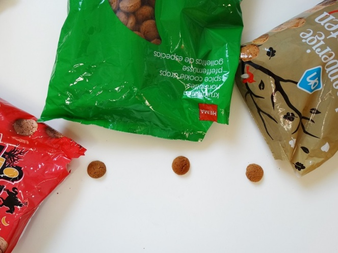 Pepernoten smaaktest (1)