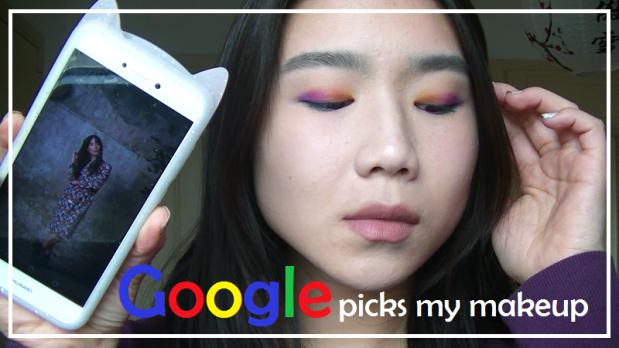 Google picks my makeup (1)