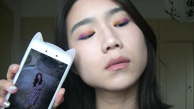 Google picks my makeup (2)